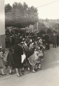 I bambini e la banda al funerale