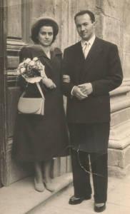 Matrimonio di Nicola e Maria Pia