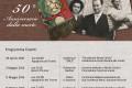 50° anniversario dalla scomparsa del sindaco Nicola Carosi – Programma eventi Aprile Dicembre 2016